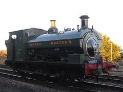 IMG_7979 - GWR Hudswell Clarke Saddle Tank 813 (SVREnthusiast) Tags: severnvalleyrailway svr severnvalley severn valley railway gwrhudswellclarkesaddletank813 gwr hudswellclarke saddletank 813