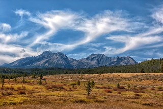 Sawtooth Autumn