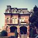 Jamestown  New York  - Tew Mansion - Second Empire Architecture