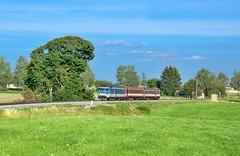 ČD 854 008-0, Sp 1958 / train Sp 1958 / ŽAMBERK (Rostam Novák) Tags: katr 854 854008 sp 1958 žamberk