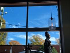Coffeeshop Window/Raleigh (base10) Tags: raleigh northcarolina iphonex iphonexbackdualcamera6mmf24