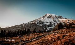 Mount Rainier (Sim Br) Tags: mountrainiernationalpark mountain snow sunset naturephotography landscape