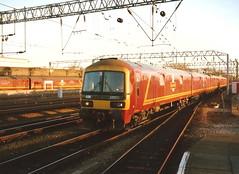 Royal Mail Class 325 325001 - Crewe (dwb transport photos) Tags: royalmail emu 325001 crewe
