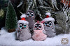 Pinguin (rioky_angel) Tags: riokycreatures creature cute fantasy furry fluffy monster handmade artdoll arttoy polimerclay clay ooak toys toymaker creativity