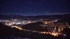 Night view (slo.Metallc) Tags: velenje koželj hometown night nightview lights citylights cityoflights landscape outdoor