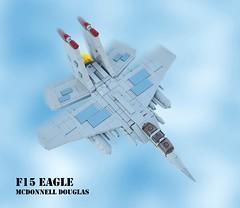F15 Eagle (gid617) Tags: lego f15 eagle military jet airplane