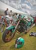 ...bit of a Monster... (Harleynik Rides Again.) Tags: ducati monster bike italian motorcycle helmet harleynikridesagain