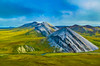 Digital painting of a mountain landscape (randyherring) Tags: landscape nature scene sky grass beautiful blue mountains view rural scenic scenery picturesque mountain mountainlandscape weather magnificent clouds outdoor nikon d5000