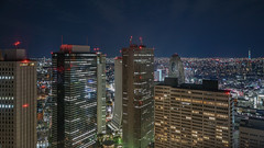 Good night Tokyo (karinavera) Tags: city longexposure night photography cityscape urban ilcea7m2 japan architecture tokyo