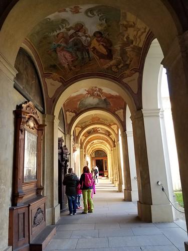 Loreta Loreto Prague, Catholic Pilgrimage Site