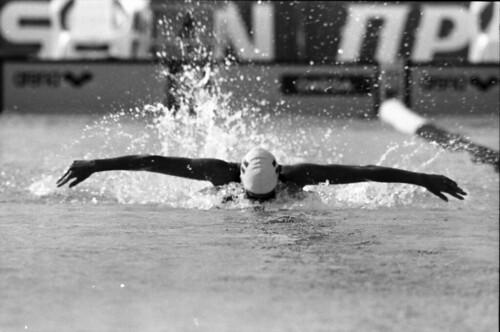 094 Swimming EM 1991 Athens