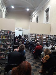 """presentazione libro oltre i cento passi (54) • <a style=""""font-size:0.8em;"""" href=""""http://www.flickr.com/photos/99216397@N02/37706873085/"""" target=""""_blank"""">View on Flickr</a>"""
