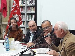 """presentazione libro oltre i cento passi (34) • <a style=""""font-size:0.8em;"""" href=""""http://www.flickr.com/photos/99216397@N02/37706873885/"""" target=""""_blank"""">View on Flickr</a>"""