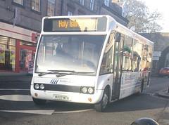 Borders Buses 10701 MX07 NTU (18.11.2017) (CYule Buses) Tags: service477 bordersbuses wcm westcoastmotors solo optare optaresolo mx07ntu 10701