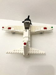 Mitsubishi A6M Zero (TheMachine27) Tags: lego wwii japanese airplane a6m aviation pacific military mitsubishi