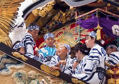 Festival ..Gion Matsuri ..Kyoto Japan 2017 (geolis06) Tags: geolis06 asia asie japan japon 日本 2017 kyoto gionfestival gionmatsuri patrimoinemondial unesco unescoworldheritage unescosite olympuscamera portrait costume clothe tradionnel traditionnal enfant child bateau ship