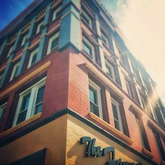 The Famous (KyleTilleyPhotography) Tags: street citystreets urban downtown coloradosprings town archetecture resteraunt steakhouse famous landmark hd hdr highdefinition