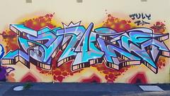 Amuse... (colourourcity) Tags: graffiti graffitimelbourne burncity awesome streetartaustralia streetart streetartnow streetartmelbourne letters original melbourne melbournegraffiti colourourcity bunsenburner burner amuse amuseone swb
