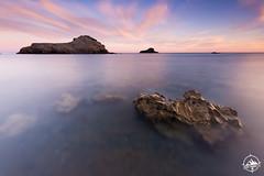 Algo por lo que soñar (juanma__molina) Tags: sky landscape sunrise sea sunset nature clouds rocks natural nar españa spain longexposure murcia naturaleza amanecer paisaje atardecer playa filtros filters beach largaexposicion