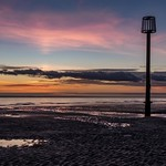 Autumn Sunset and Low tide thumbnail