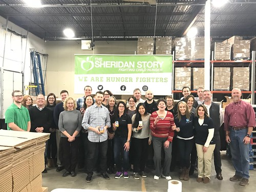 Charles Schwab Packing Event Group #1 11/29/17