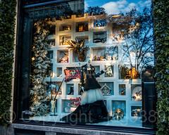 "2017 Bergdorf Goodman ""To New York with Love"" Holiday Window Display, Midtown Manhattan, New York City (jag9889) Tags: 2017 2017holidaywindowdisplay 20171201 5thavenue bg bergdorfgoodman christmas christmastree clothing departmentstore display dress fashion fifthavenue flagship holiday manhattan mannequin midtown ny nyc newyork newyorkcity outdoor reflection retail storewindow tree usa unitedstates unitedstatesofamerica window jag9889"