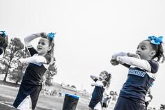 Cheering in Molalla (pete4ducks) Tags: cheerleaders kids girls molalla oregon 2017 mountainsidemavericks unlimitedphotos 500views
