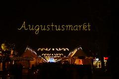 Augustusmarkt (lebastian) Tags: panasonic dmcgx8 52wiesnerwochen night nacht dresden weihnachtsmarkt xmas lichter lights