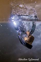 Bouchon a l'eau