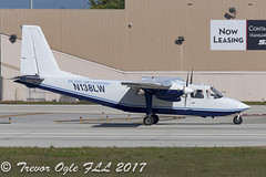 DSC_9302Pwm (T.O. Images) Tags: n138lw island air charters britten norman islander fll fort lauderdale florida