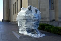 100817-143F (kzzzkc) Tags: nikon d750 usa missouri kansascity nelsonatkins museumofart sculpture plasticwrap