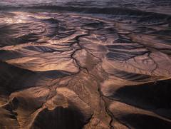 Time Shift (Maddog Murph) Tags: desert utah erosion desolate sparce water glow sunrise travel explore aerial drift time shift sands