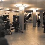 Good old Alexanderplatz subway station. thumbnail