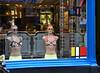 Everywhere you look you see Mondriaan (joeke pieters) Tags: 1360372 panasonicdmcfz150 utrecht nederland netherlands holland etalage shopwindow mondriaan mondrian mondriaanjaar mondrianyear raam window