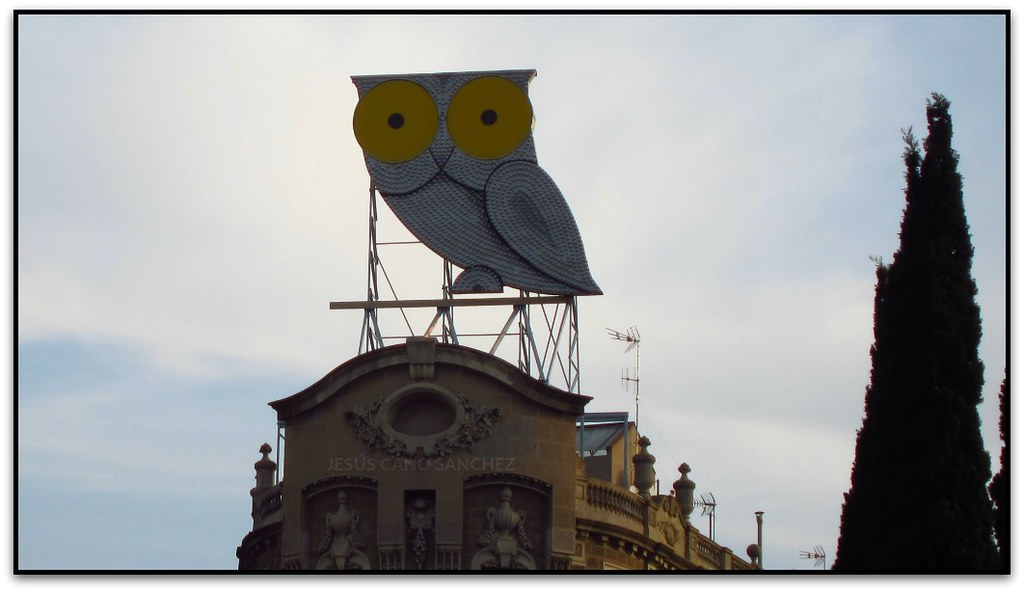 The world 39 s best photos of buho and owl flickr hive mind - Rotulos sanchez ...