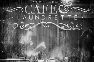 the cafe laundrette