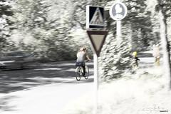 Bike. (53Hujanen) Tags: lappeenranta suomi finland skandinavia scandinavia kesä summer street streetphotography kaupunki katu katuvalokuvaus naturallight naturelight pyörä polkupyörä bike biker moment canon eos 700d
