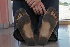 dirty city feet 053 (dirtyfeet6811) Tags: feet soles barefoot dirtyfeet dirtysoles cityfeet