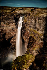 Háifoss (niggyl (catching up)) Tags: hjálparfoss riverfossá skeljafell waterfall waterfallsoficeland iceland ísland southiceland route32 pjórsáriver háifoss fujifilm fuji fujixmount xmount longexposure ndfilter troutstream flyfishing trout river mountain stream basalt fujifilmxt2 xt2 xt2fuji xtranssensor fujixt2 xf2314 xf2314r xf23mm14r fujixf2314 fujinon fujinonxf23mmf14r fujinonxf2314r rhyolite lava þjórsárdalurvalley grannifoss columnarbasalt
