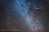 Geminid Meteor Pierces Orion (Amazing Sky Photography) Tags: geminid meteor orion gemini arizona swordoforion sirius cancer m44 m42 beehive m41 rosette canismajor canisminor alberta canada