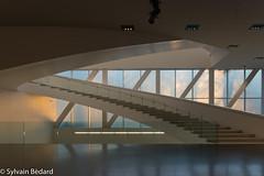 de la beauté des escaliers (Sylvain Bédard) Tags: architecture lieux muséenationaldesbeauxartsduquébec québec