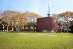 IMG_6131 (trevor.patt) Tags: saarinen modern architecture sacred mit campus brick cambridge ma