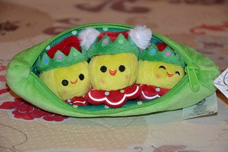 The Peas Christmas