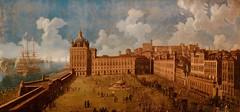 A view of Terreiro do Paço (1693) - Unknown Author (pedrosimoes7) Tags: aviewofterreirodopaço1693 coachmuseum belem lisbon portugal museum museu musée ✩ecoledesbeauxarts✩ artgalleryandmuseums