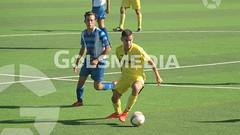 Cadetes. Villarreal CF - Ciudad de Benidorm (18/11/2017), Jorge Sastriques