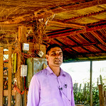 Krishna Gautam, the owner of the Trishakti Sawmill in Nawalparasi district, Nepal thumbnail