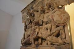 Rome, Italy - Villa Giulia (Etruscan Museum) - Temple Finds (jrozwado) Tags: europe italy italia rome roma villagiulia museum archaeology etruscan temple tempio