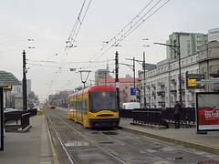 """Pesa 120Na """"Swing"""", #3236, Tramwaje Warszawskie (transport131) Tags: tram tramwaj tw warszawa ztm warsaw pesa 120na swing"""