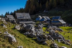 Planina Viševnik (Matic Redelonghi photography) Tags: triglavska jezera julian alps slovenia mountains hiking triglav lakes bohinj autumn