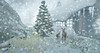 Christmas is Coming (Jesiboo) Tags: snow winter graphics sl secondlife